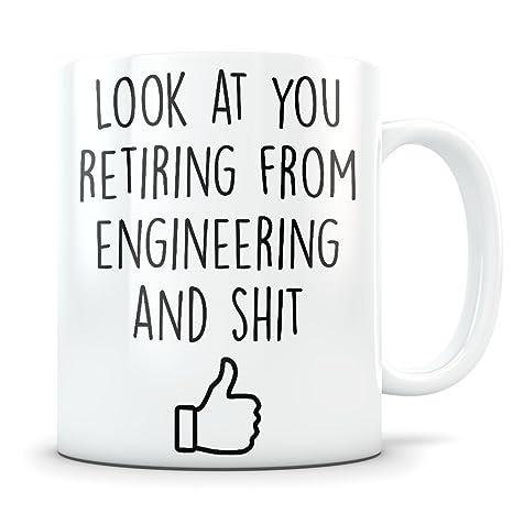Amazon Com Engineer Retirement Ts For Men And Women