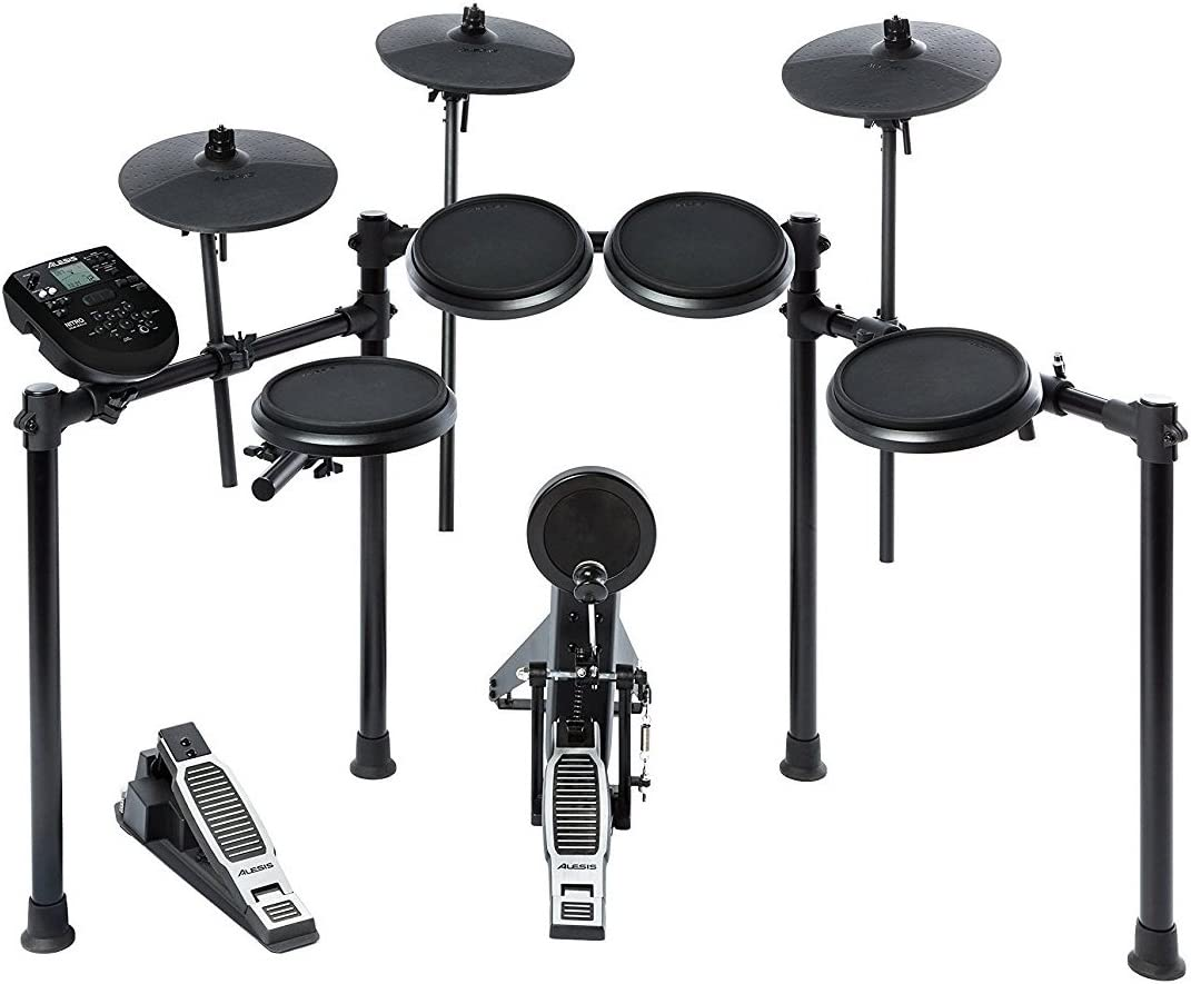 ALESIS NITRO KIT ELECTRONIC DRUM SET - Best for Comfortability