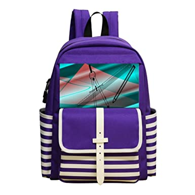 Image Unavailable. Image not available for. Color  Office Stationery  Children Backpack For School ... b3ddc73aea07e