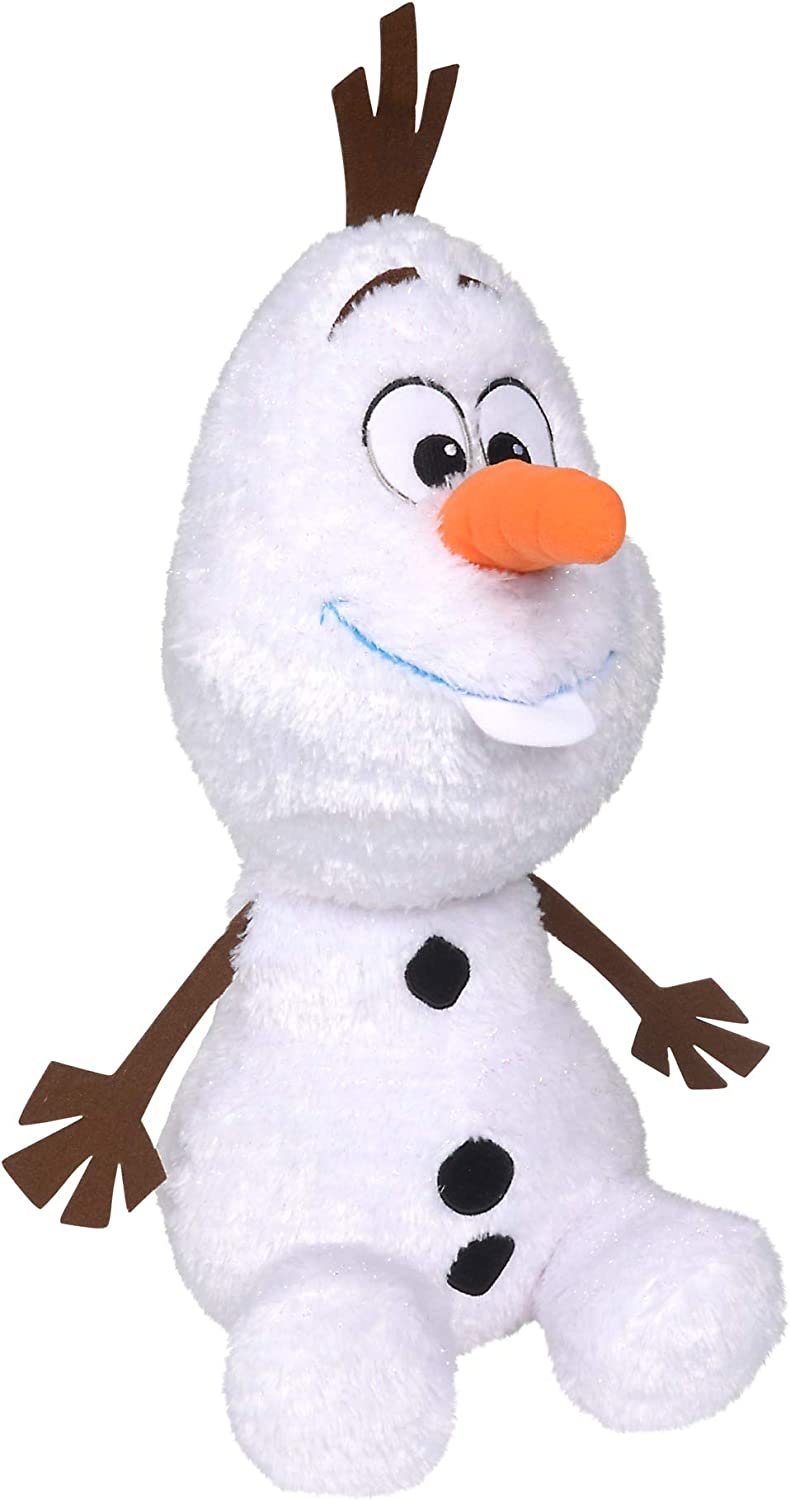 Simba- Peluche Frozen 2 Olaf 25cm, Color (6315877641): Amazon.es ...