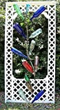 Wine Bottle Tree -CURVED Southern Classic -Holds 13 Bottles- 6 FEET- FREE SHIP