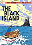 The Black Island by Hergé front cover