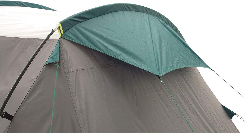 easy camp Tunnelzelt Palmdale 300 230 x 340 x 180 cm grau petrol
