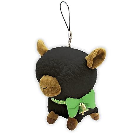 monstruo pildora mini-mascota de juguete de peluche de Monster Hunter Double Cross Feni negro