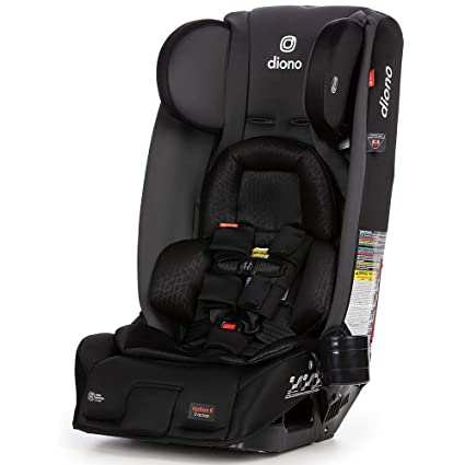 Diono 2020 Radian 3RXT, 4-in-1 Convertible - The Best SlimFit All-in-One Car Seat