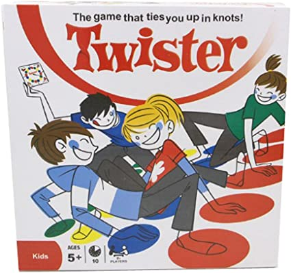 crayfomo Twister Game Juego de Suelo /Juegos Twister Infantiles: Amazon.es: Juguetes y juegos