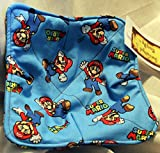 Microwave Microwavable Pot Holder Super Mario Video Game Gaming Print Pattern