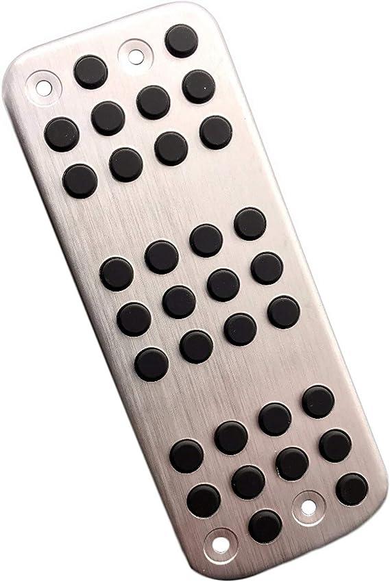 Toogoo Ttcr Ii Zubeh R Gas Modifizierte Pedal Auflage Platte Für Peugeot207 301 307 208 2008 308 408 Cc C3 C4 Ds 3 4 6 Ds3 Ds4 Ds6 Auto