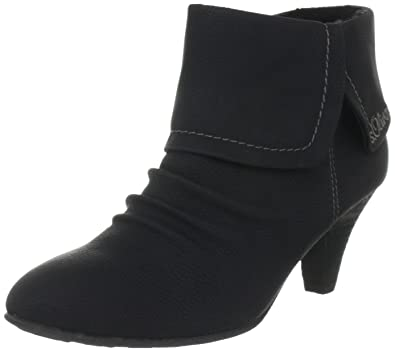 quality design fab2b e1c05 s.Oliver Womens Casual Ankle Boots Black Schwarz (BLACK 1 ...
