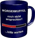 Kaffeetasse, Tasse Morgenmuffel noch nicht ansprechbar