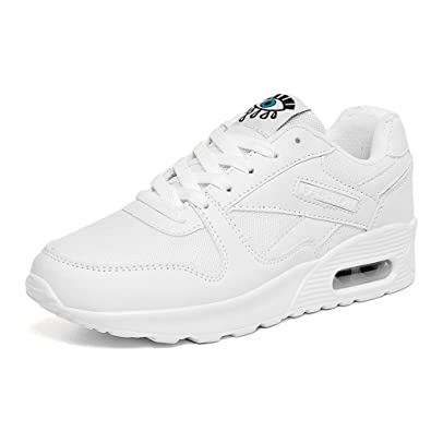 Air Baskets Chaussures Jogging Course Gym Fitness Sport Lacet Sneakers Style Running Homme 71BkPHJsUx