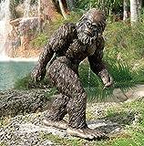 Design Toscano Bigfoot the Giant Life-size Yeti Statue