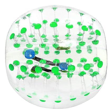 Hengyuanyi - Pelotas hinchables de Burbujas para Actividades al ...