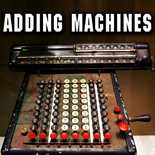 - Antique Adding Machine, Circa 1930: Roll Paper on Carriage 2