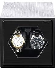 CRITIRON Luxury Automatic Rotate Watch Winder Wristwatch Winding Box Watches Storage Case Display
