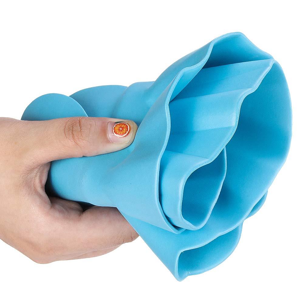 gorro de ba/ño impermeable resistente al agua gorro de ducha para ni/ños YUKAKI gorro de champ/ú para ni/ños protecci/ón de champ/ú para ni/ños de 0 a 9 a/ños