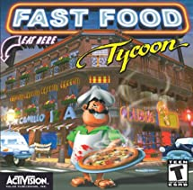 Fast Food Tycoon (Jewel Case) - PC