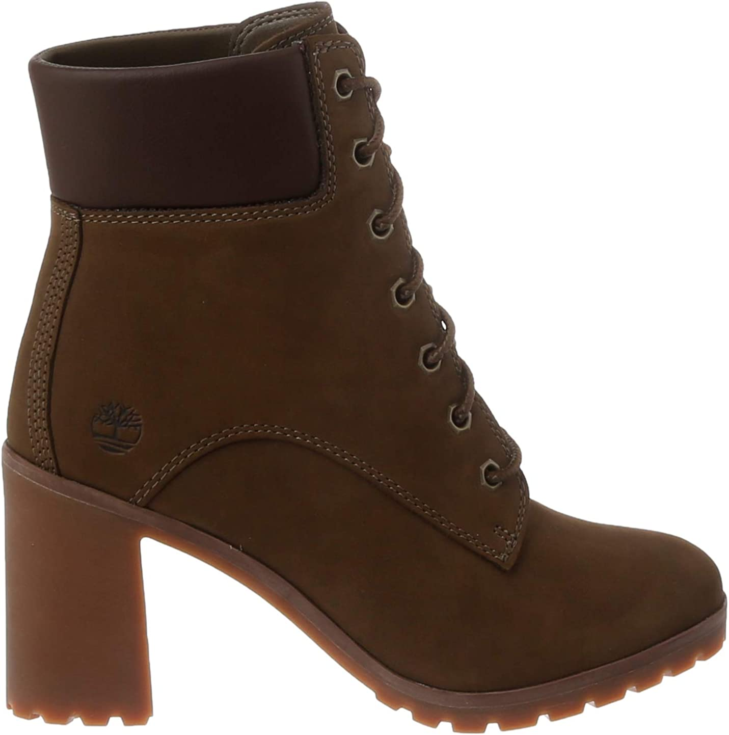 Timberland Allington 6in Lace Up (wide Fit) Olive