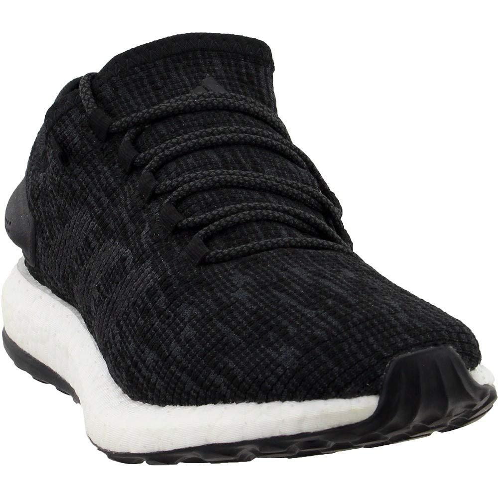 Noir gris Blanc 42 EU adidas Pureboost M Chaussures Taille 8.5