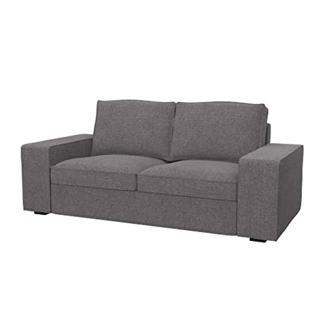 Amazon Soferia IKEA KIVIK 2 seat sofa cover Naturel Stone