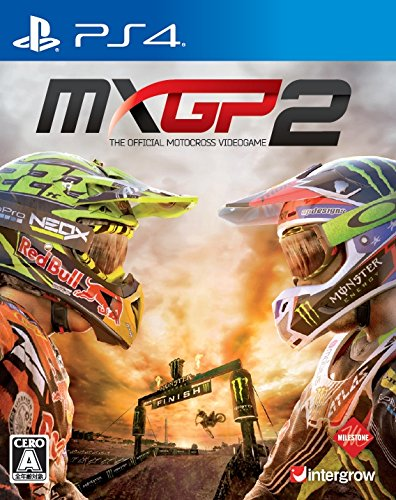 MXGP2 The Official Motocross Videogameの商品画像