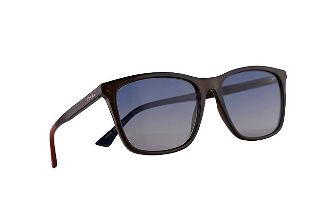 Gucci GG0404S Gafas De Sol Verde Oscuro Con Lentes ...