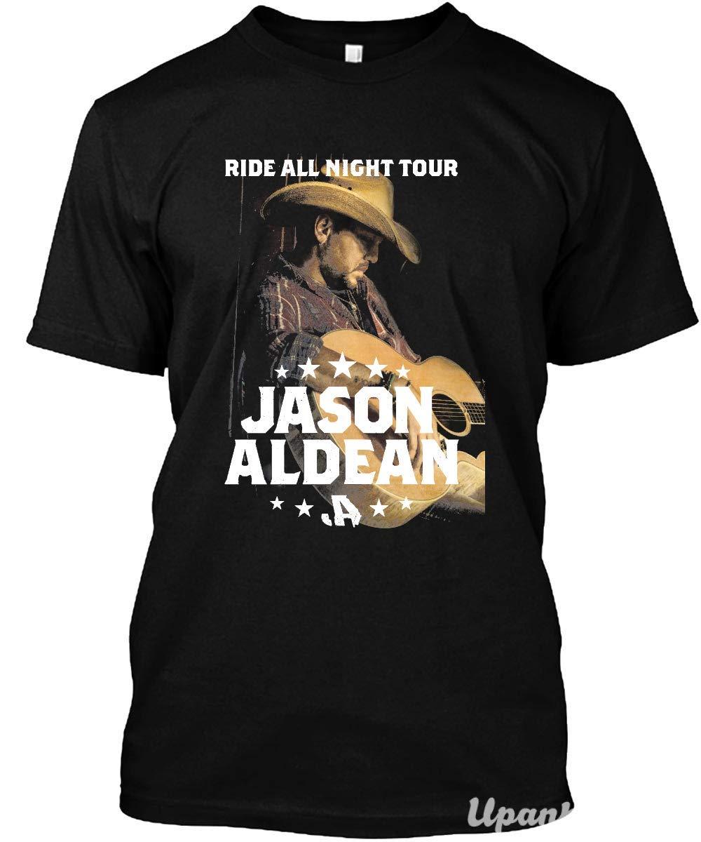 Jason Aldean Ride All Night Tour 2019 Shirt