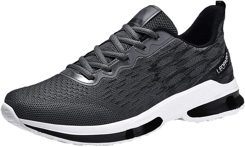 TWIFER Zapatillas de Entrenamiento para Hombre Deportivas Antideslizante Casual Running Gimnasio Cómodas Calzado de Trabajo para Ligeras Transpirables Mujer Running Unisex Adulto Alpinismo: Amazon.es: Zapatos y complementos
