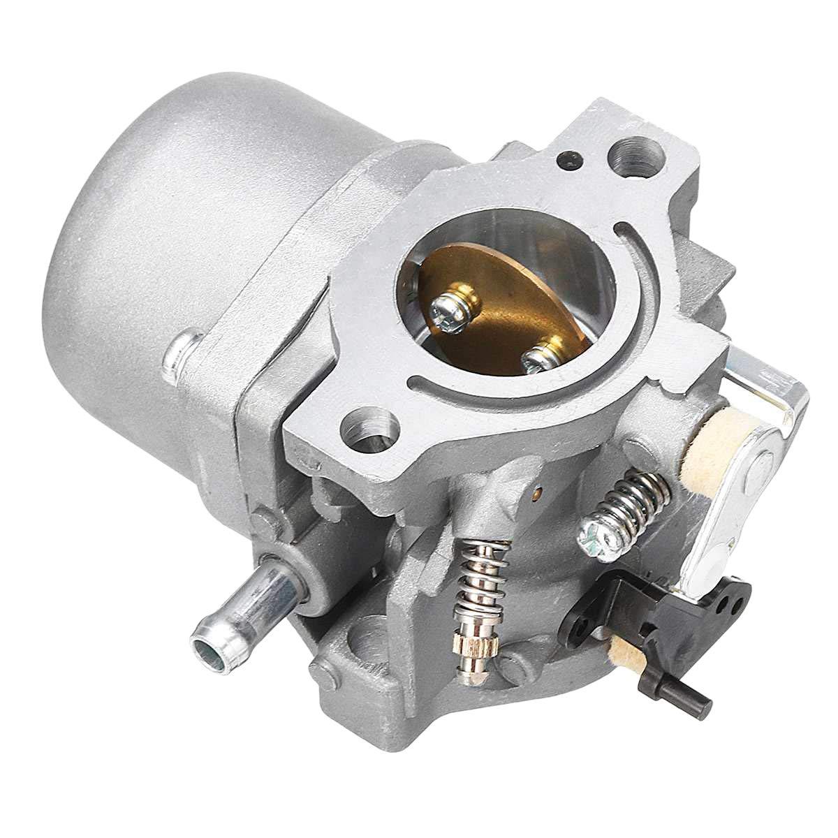Summerwindy Carburateur Automatique pour Briggs et Stratton Walbro LMT 5-4993 avec Pi/èCes de Montage du Syst/èMe dalimentation en Carburant pour Filtre /à Joint de Carburateur