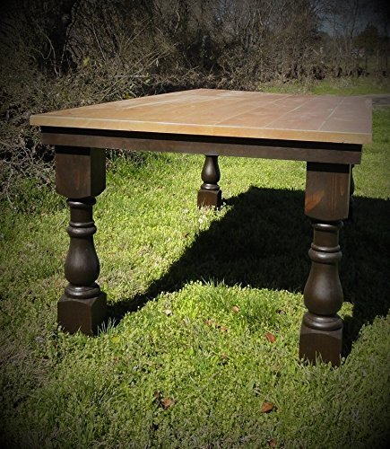 Amazoncom Solid Oak Table Get A Custom Size Handmade - Custom size coffee table