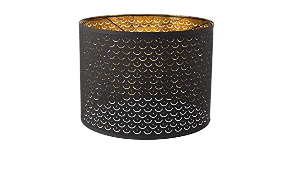 Ikea 003.772.10 Nymo - Pantalla para lámpara (latón Negro ...