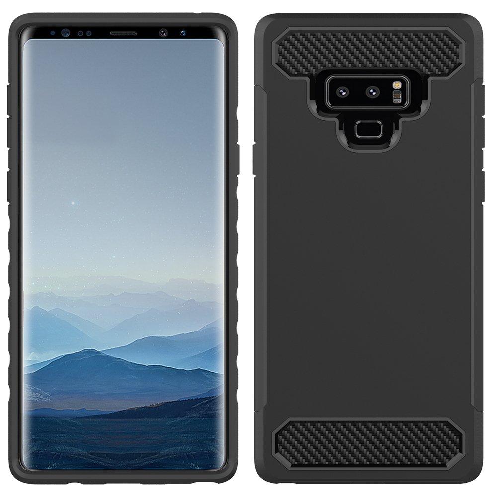 competitive price 2b4d1 0fd80 Amazon.com: Samsung Galaxy Note 9 Case, Lifeepro [Anti Slip] [Shock ...