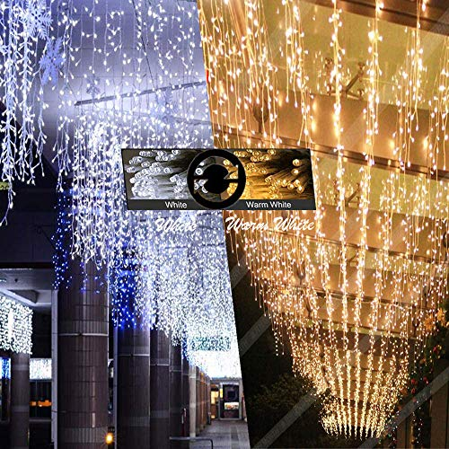 180 Outdoor Icicle Lights in US - 3