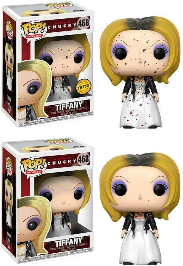 20117 Funko Mod/èle Al/éatoire Figurine Pop Vinyl Horror Bride of Chucky