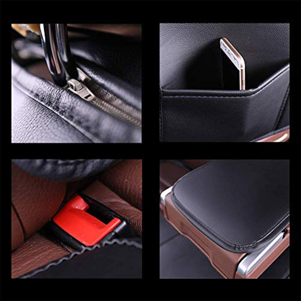 Han sui song Car Seat Cover Pet Dog Chair Protector Case Artificial Leather Black for Forester Outback Crosstrek Impreza Legacy