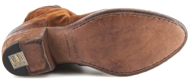 f79942d94c79d6 PANTANETTI Chaussures Femmes Bottines Jewel Cuoio Austin Cuero Zip Italy  Nouveau: Amazon.fr: Chaussures et Sacs