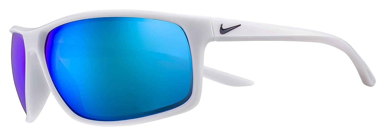 077acde4ce Amazon.com  Nike Eyewear Men s Nike Adrenaline M Rectangular Sunglasses