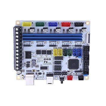 Sharplace Placa Base de Impresora 3D F5 V1.2 Ramps1.4 Placa ...