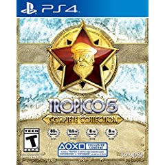New Definitive Edition of Tropico 5 Bundles the strategy game with all DLC on PlayStation 4