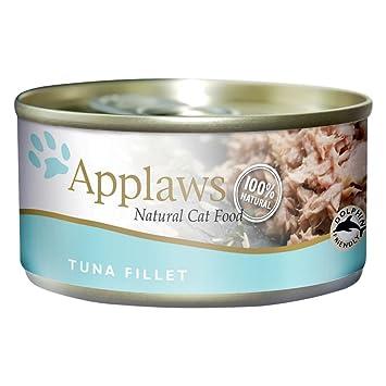 Applaws Gato Lata Ocean Fish, Pack (24 x 156g): Amazon.es: Productos para mascotas