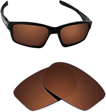 amazon com alphax dark brown polarized replacement lenses