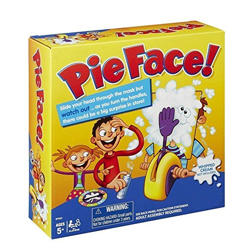 Rangegold Pie Face Family Fun Board Game