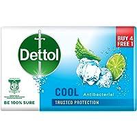 DETTOL BODY SOAP COOL 100g 4+1