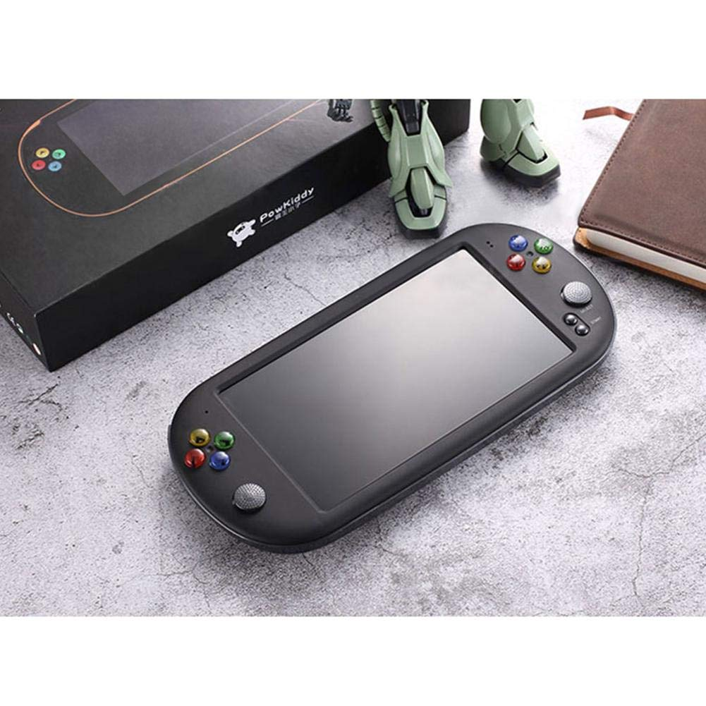 Handheld Game Console for Kids Adults, Large Screen HD Handheld GBA Arcade Game NES Nostalgic FC Handheld Game Console by decwang (Image #8)