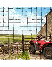 hehsd0 Tuin Netting, 3m x 10m Herbruikbare Netting voor Vogelbescherming,Duif Kip PE Anti Vogeltuin Netting Sterke Boerderij Multifunctionele Heavy Duty