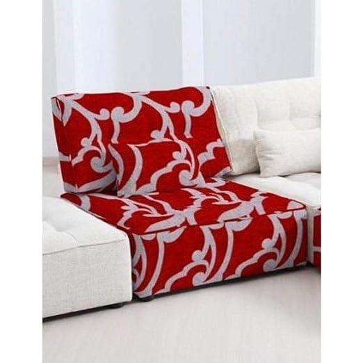 FAMA Chauffeuse modulable Arianne Love diseño Rojo y Gris ...