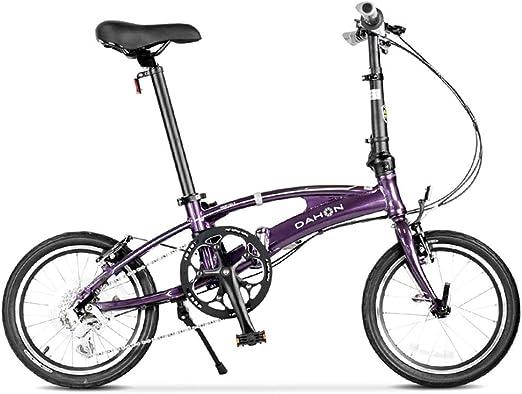 Monociclos Bicicleta Plegable Bicicleta Unisex 16 Pulgadas ...