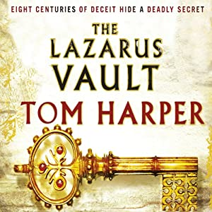 The Lazarus Vault Audiobook