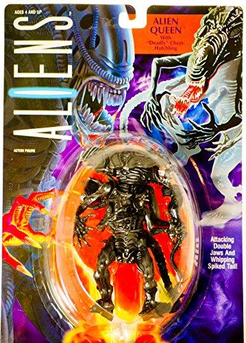 1992-20th-century-fox-kenner-65710-aliens-alien-queen-6-inch-action-figure-w-deadly-chest-hatchling-
