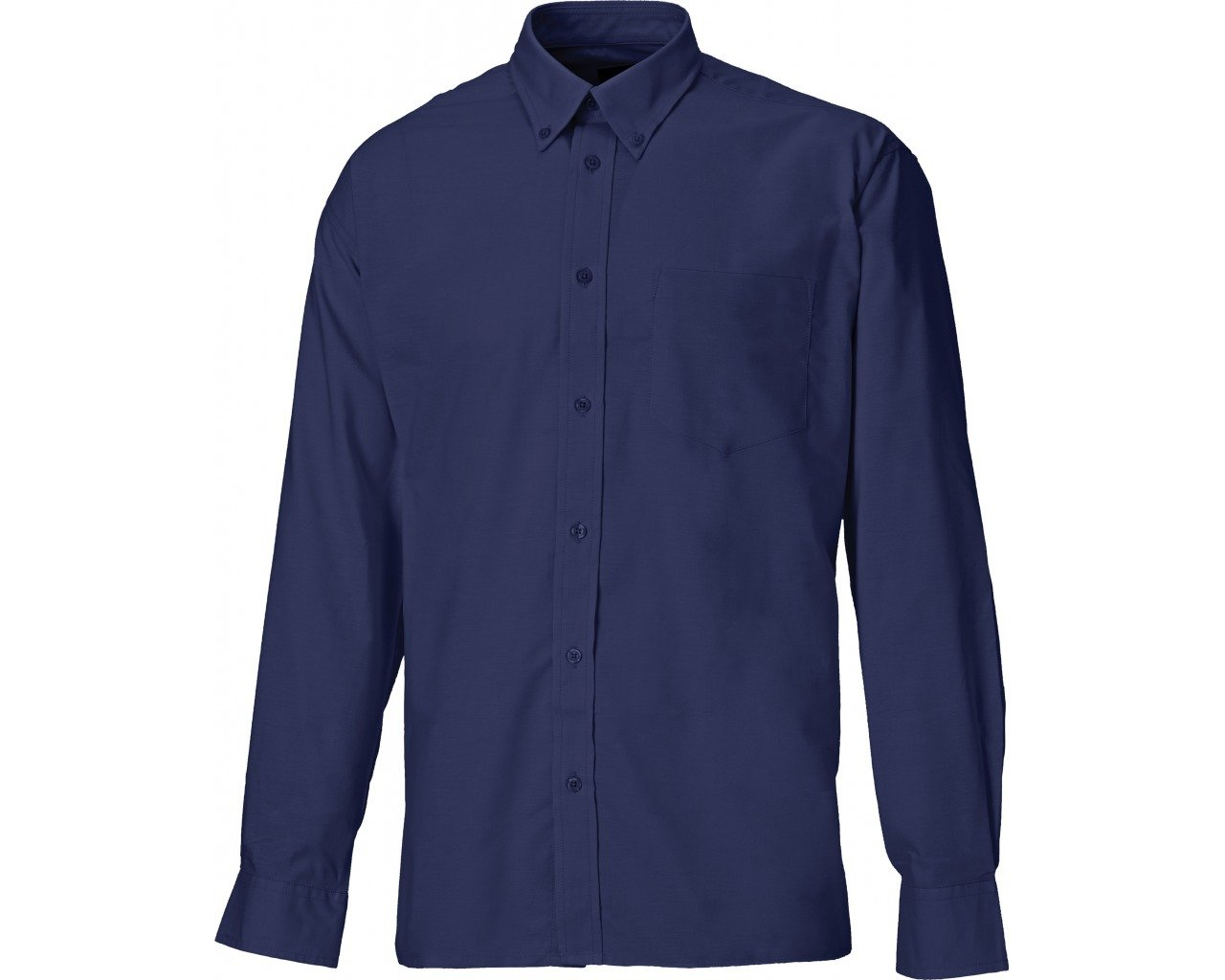 Dickies SH64200-NB-17 Oxford - Camisa de manga larga (talla 17), color azul marino: Amazon.es: Industria, empresas y ciencia